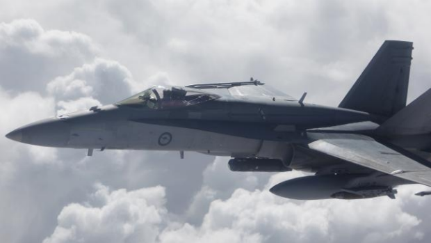 Article image for Australian jets part of botched air raid in Syria, killing more than 60 soldiers