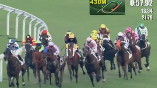 Article image for Pakistan Star scores second breathtaking last-to-first win in horse race
