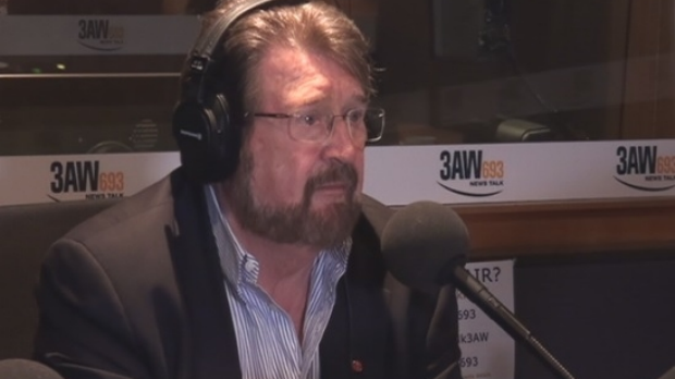 Article image for Senator Derryn Hinch responds to claims he's 'back on the booze'