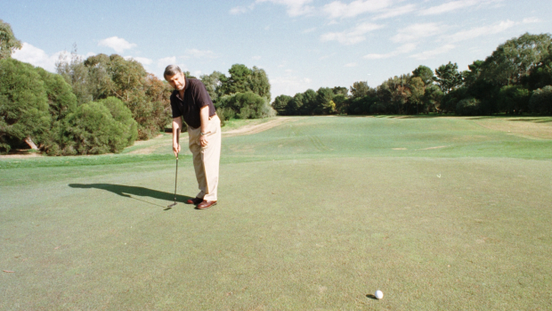 Article image for Playing golf can potentially add years to your life