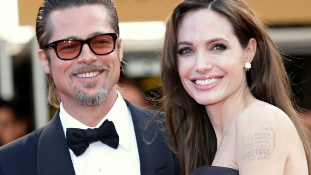 Article image for Angelina Jolie files for divorce from Brad Pitt