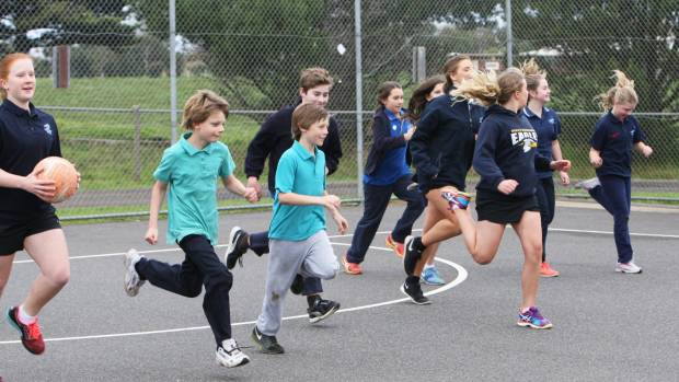 Article image for Australian kids falling behind Iceland and Estonia in terms of aerobic fitness