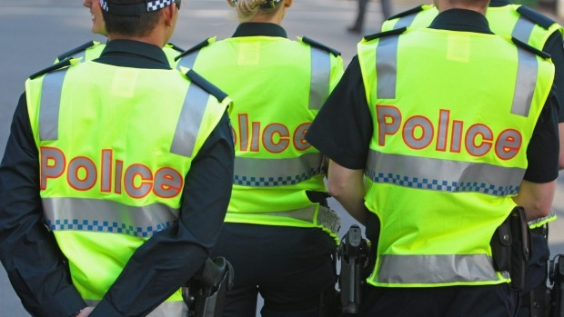 Four Victorian police officers and former member