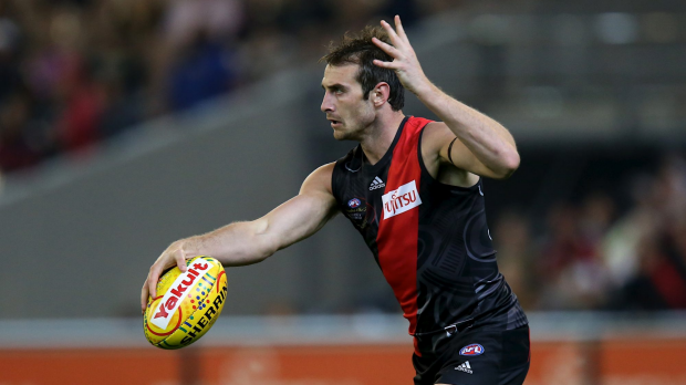 Article image for Time is right for Heppell to captain: Matthew Lloyd