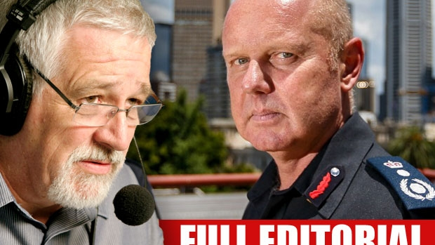 Article image for Neil Mitchell sent explosive email from wife of former MFB chief Peter Rau