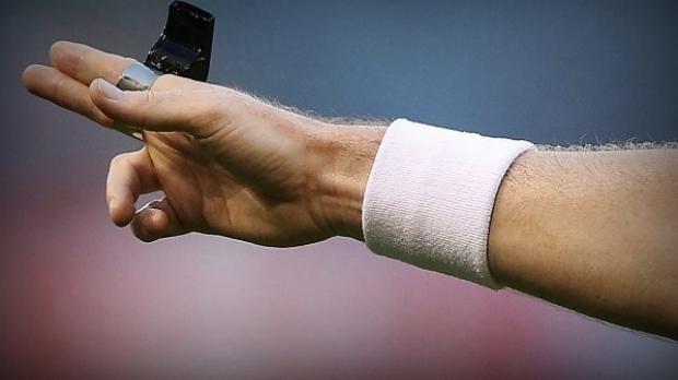 Article image for AFL names umpires for 2016 grand final