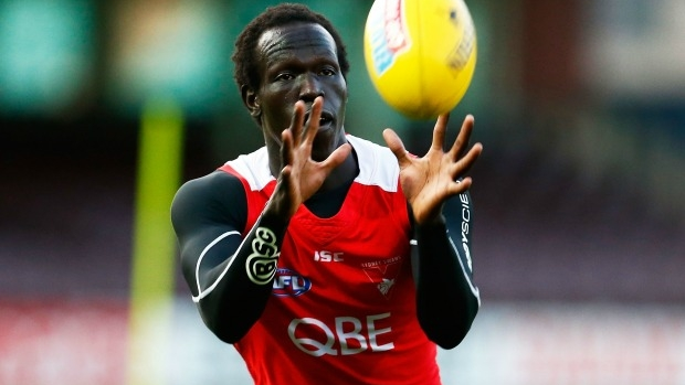 Article image for Aliir Aliir ruled out of grand final