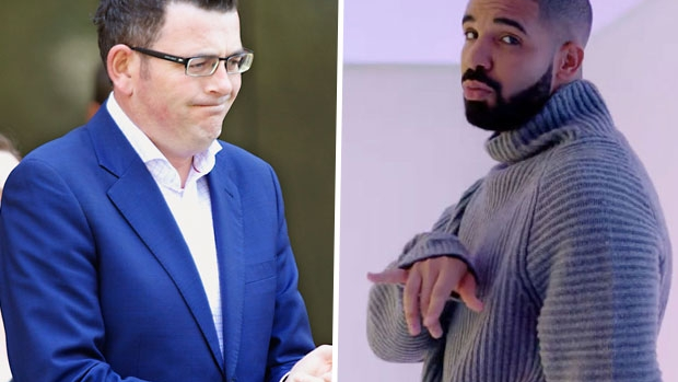 Article image for Daniel Andrews caught out on Facebook over Drake post