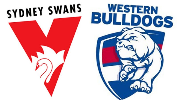 Article image for GRAND FINAL TEAMS: Sydney Swans v Western Bulldogs