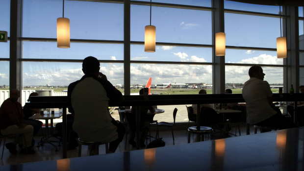 Article image for Airport bars in the firing line as drunk and disorderly passengers cause havoc