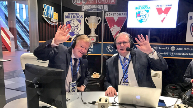 Article image for North Melbourne Grand Final Breakfast with Denis Walter and Darren James