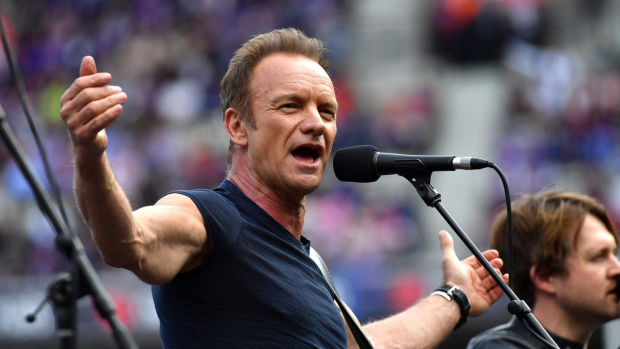 Article image for RUMOUR FILE: AFL Grand Final headliner Sting reportedly paid $1.2 million