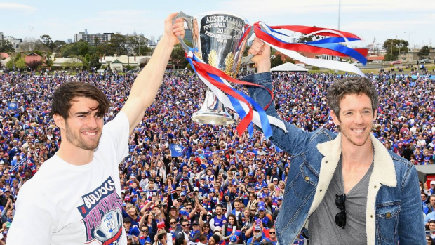 Article image for Western Bulldogs players not coming to Ballarat to celebrate premiership