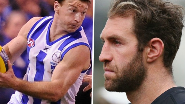 Article image for Matthew Lloyd says the Western Bulldogs have no need for Travis Cloke
