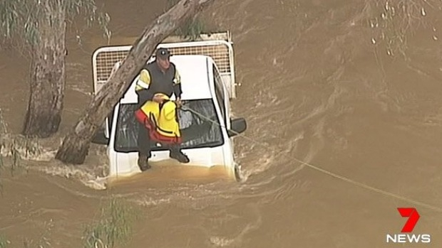 Article image for Albury, Wodonga, Myrtleford hit by floods