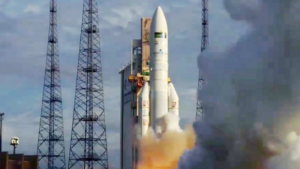 Article image for Mission accomplished: NBN Co launches second satellite Sky Muster II