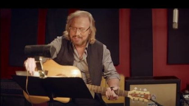Article image for The Bee Gees' Barry Gibb is back with a new album 'In The Now'