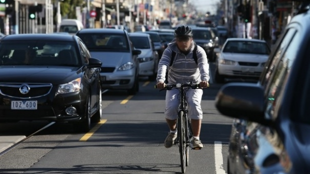 Article image for Bicycle Network pushing for 'black boxes' in cars to override bad drivers