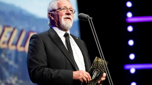 Article image for 3AW's Neil Mitchell and Tim Lane win ACRA awards