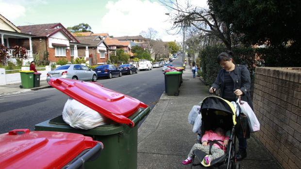Article image for Proposal to charge household rubbish collection by weight