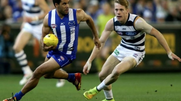 Article image for Daniel Wells leaves North Melbourne