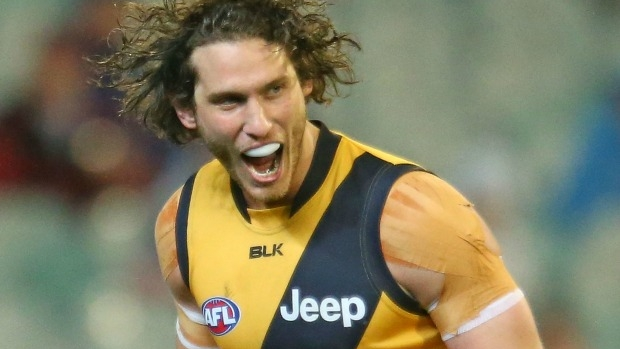 Article image for Tyrone Vickery leaves Richmond to join Hawthorn