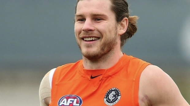 Article image for Bryce Gibbs reportedly wants to leave Carlton to play in Adelaide