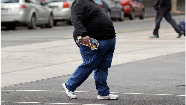 Article image for Ross and John celebrate World Obesity Day