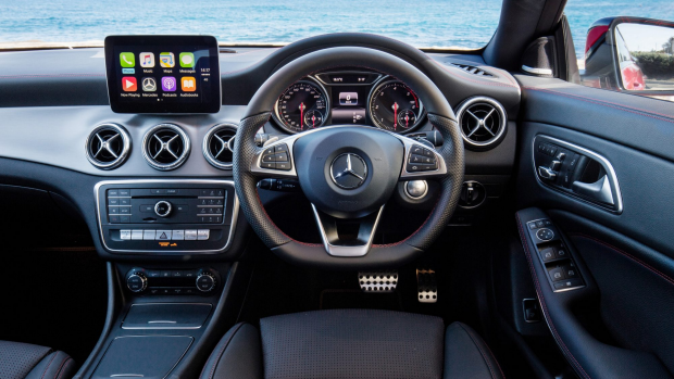 Article image for Can self-driving cars making ethical decisions? Tom Elliott asks Mercedez-Benz the question