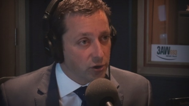 Article image for Matthew Guy says crime is 'out of control' in Victoria and it's time to act