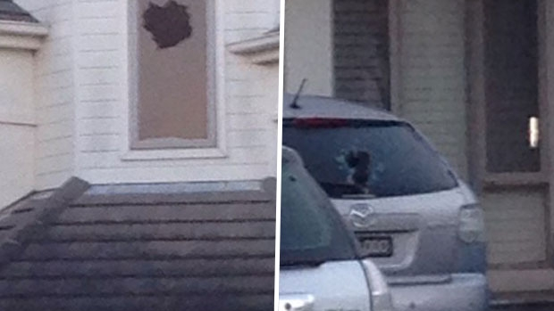 Article image for Shots fired on Beacon Vista, Port Melbourne