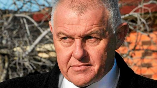 Article image for Ron Iddles to step down as secretary of the police association