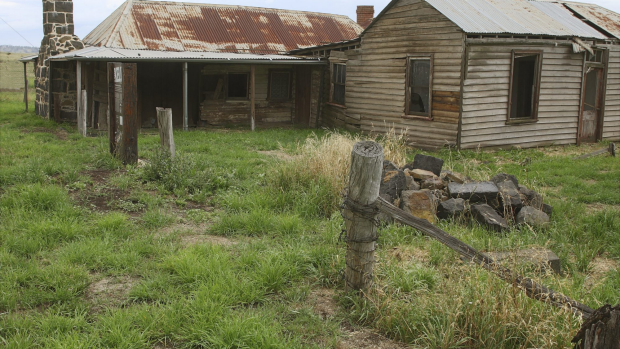 Article image for Fresh bid to buy Ned Kelly's family home