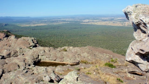 Article image for Moama Anglican Grammar student in critical condition after falling from cliff on Grampians camp