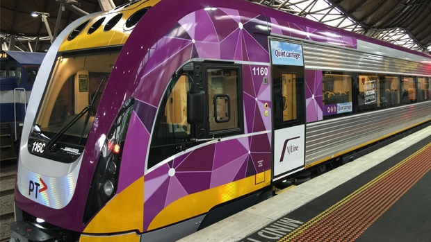 Article image for V/Line restricts grain freight trains from running on 33-degree days