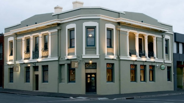 Article image for Pub Of The Week review: Tony Leonard visits the Fitzroy Town Hall Hotel