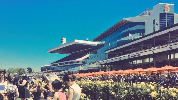 Article image for Radio 3AW at Flemington for Derby Day