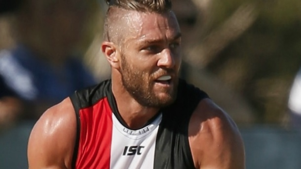 Article image for St Kilda veteran Sam Fisher retires