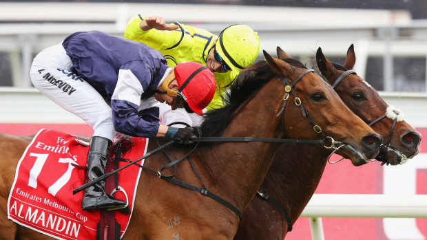 Article image for Radio 3AW at Flemington for the Melbourne Cup