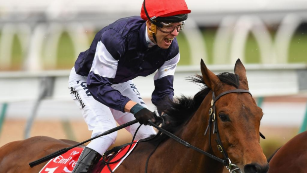 Article image for Melbourne Cup winning jockey Kerrin McEvoy on Sports Today