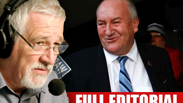 Article image for Neil Mitchell calls on the Premier to take control and sack MP Steve Herbert