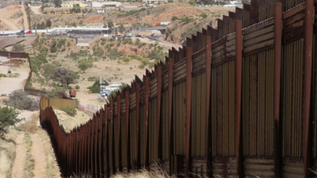 Article image for Ross and John want to know the cost of Trump's wall