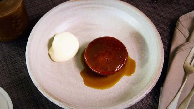 Article image for RECIPE: Mimi Baines' Sticky Fig Pudding with Salted Butterscotch