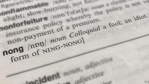 Article image for Neil Mitchell looks at old phrases which have fallen out of our vocabulary