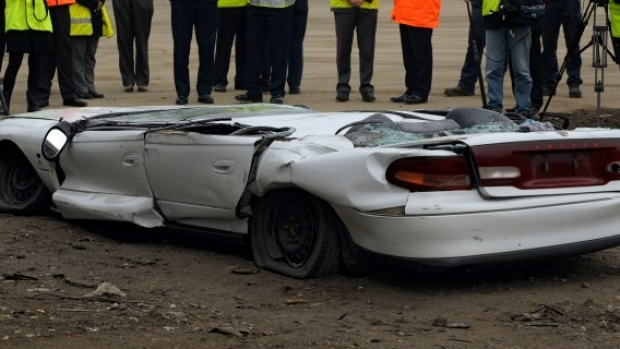 Article image for Victoria Police to crush 14 cars