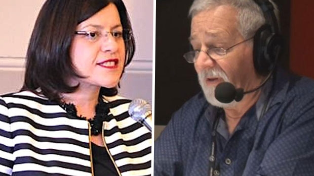 Article image for Neil Mitchell's frustrating exchange with Jenny Mikakos