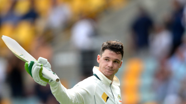 Article image for Peter Handscomb admits he'll be nervous walking out to the middle of the MCG