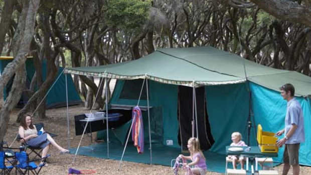 Article image for Anglesea caravan park forced to give up their lease after 21 successful years