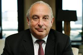 Could Topshop/Topman be saved by Sir Phillip Green?