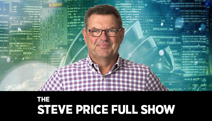 Nights with Steve Price, full show: June 18